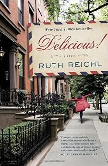 Delicious!: A Novel cover art
