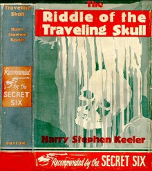 Photo of Riddle of the Traveling Skull cover.