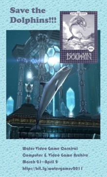 Ecco the Dolphin poster