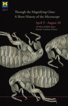 Images based on the Copperplate engraving of a flea, Schem. XXXIV, from Robert Hooke's Micrographia: Or Some Physiological Descriptions of Minute Bodies Made by Magnifying Glasses with Observations and Inquiries Thereupon. London: John Martin & James Allestry, 1665