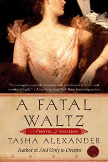 Cover of A Fatal Waltz by Tasha Alexander