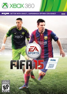 FIFA 15 for Xbox 360
