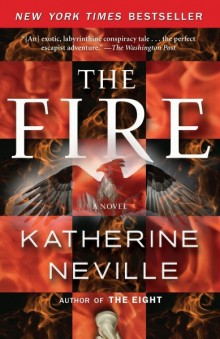 Cover of The Fire by Katherine Neville