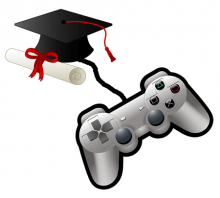 Games in education image