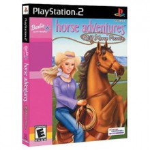 Barbie Horse Adventures cover