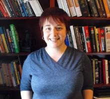 Image of Laura Greenwood.