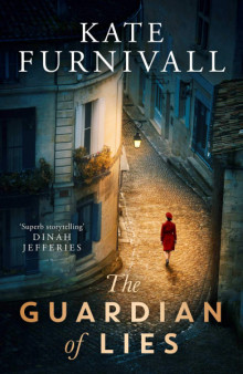 Cover of The Guardian of Lies by Kate Furnivall