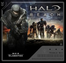 Halo Reach ad