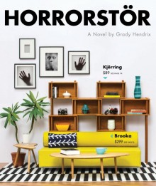 Horrorstor book cover
