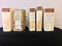 Five seventeenth-century miniature books with texts by Jeremias Drexel (1581-1638)