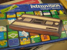 Intellivision and box