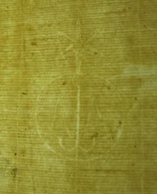 Anchor watermark in Isl. Ms. 463 v.2