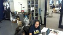 Student at Shapiro Design Lab