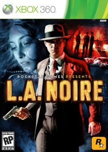L.A. Noire game cover