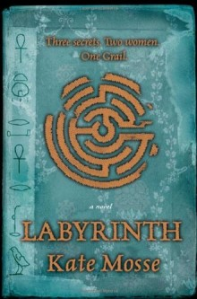 Cover of Labyrinth by Kate Mosse
