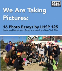 Students from the LHSP 125 course in a group photo.
