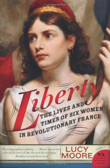 Cover of Liberty by Lucy Moore