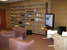 Archive shelves 2008