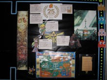 Legend of Zelda display