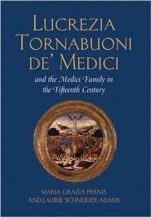 Cover of Lucrezia Tornabuoni de' Medici