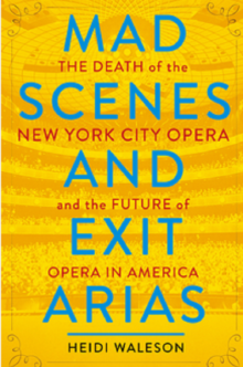 Mad Scenes and Exit Arias cover