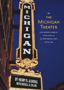 The Michigan Theater book cover