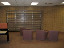 Old CVGA room - empty