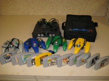Nintendo donations