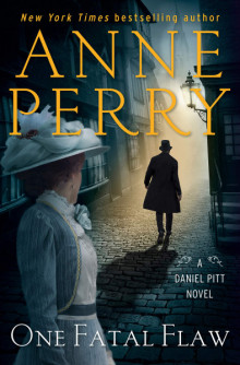 Cover of One Fatal Flaw by Anne Perry