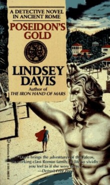 Cover of Poseidon's Gold by Lindsey Davis
