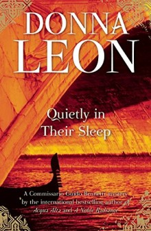 Cover of Quietly in Their Sleep by Donna Leon