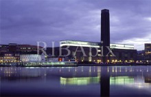 Digital photograph of Tate Modern museum building