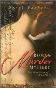 Cover of Roman Murder Mystery by Derek Parker