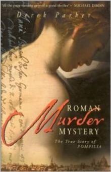 Cover of Roman Murder Mystery by Derek Parker