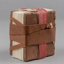 Model of Scheide Codex, Egypt, 4th-5th century (Scheide Library, Princeton University)