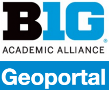 Big Ten Academic Alliance Geoportal
