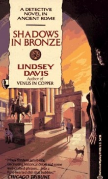Cover of Shadows in Bronze by Lindsey Davis