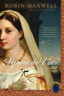 Cover of Signora da Vinci by Robin Maxwell