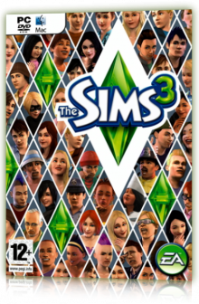 Sims 3 game cover