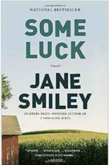Some Luck book cover image