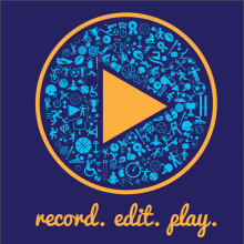 record. edit. play.
