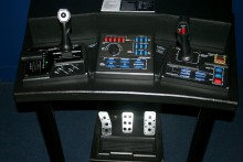 Steel Battalion controllers