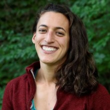 picture of student project leader Rebekah Stein
