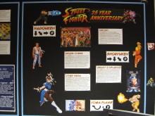 Street Fighter display