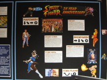Street Fighter display