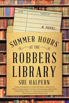 Summer Hours at the Robbers Library Cover Art