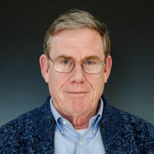 Photograph of Professor Peter Bol, Harvard University
