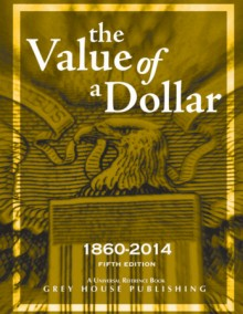 The Value of a Dollar cover