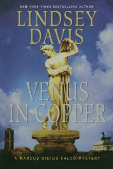Cover of Venus in Copper by Lindsey Davis