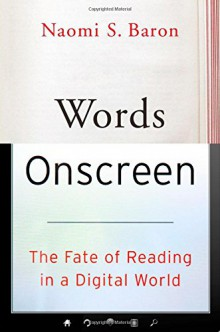 Words Onscreen Cover